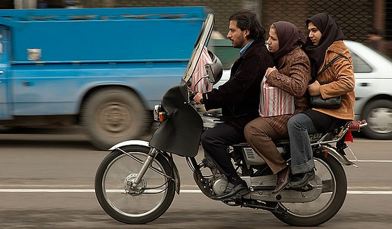 Motorbikes Produce Almost Half of Tehran's Sound Pollution