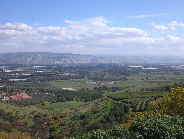 Plan for Wind Farm in Galilee Catches Tailwind from Golan Heights Project