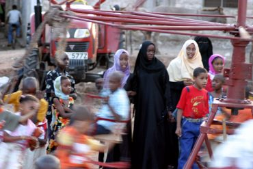 Reporter's Notebook: Celebrating Eid Island Style In Kenya