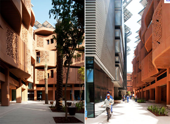 Surprise ! Grand Opening of First Masdar City Building