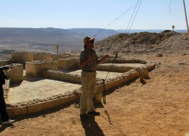 Indigenous Knowledge and Ancient Farmers at Avdat