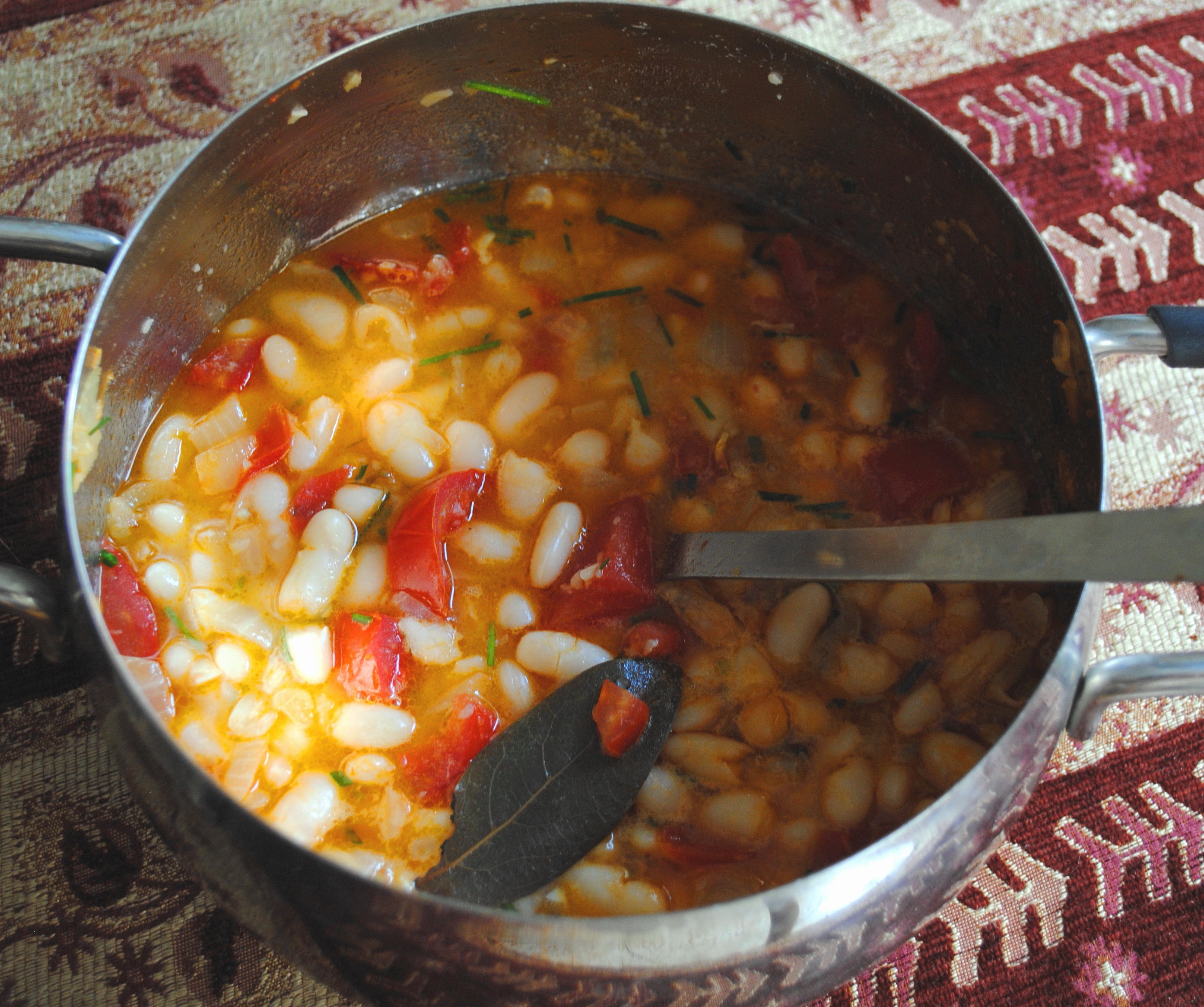 RECIPE: Vegetarian Haricot Bean Stew