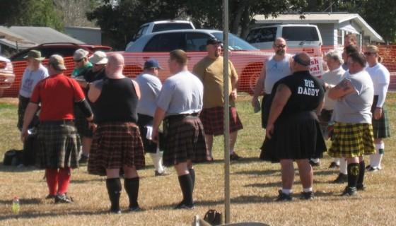 fat florida men scottish kilts