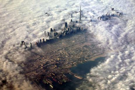 Dubai Expat On Cloud Lucky Wins Nat Geo Photo Competition