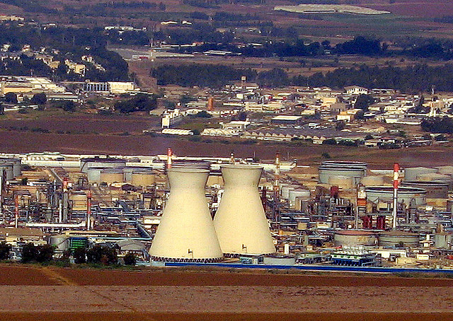 Three Employees Killed In Haifa Oil Refinery Gas Leak