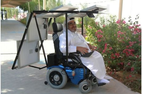 taleb-solar-powered-wheelchair
