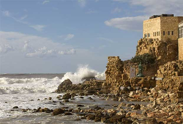 Severe Winter Storm Proves Caesarea Predictions True