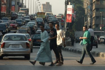 How Do You Solve Traffic Congestion in Cairo? With Helicopters Taxis, Apparently