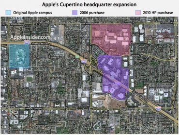 New Apple Headquarters To Be Modeled After Masdar City
