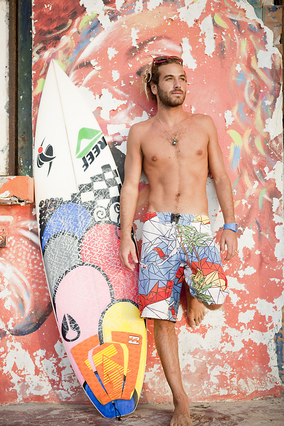 Hunky Surfer Calendar Raises Money and Awareness for EcoOcean and Surfing4Peace