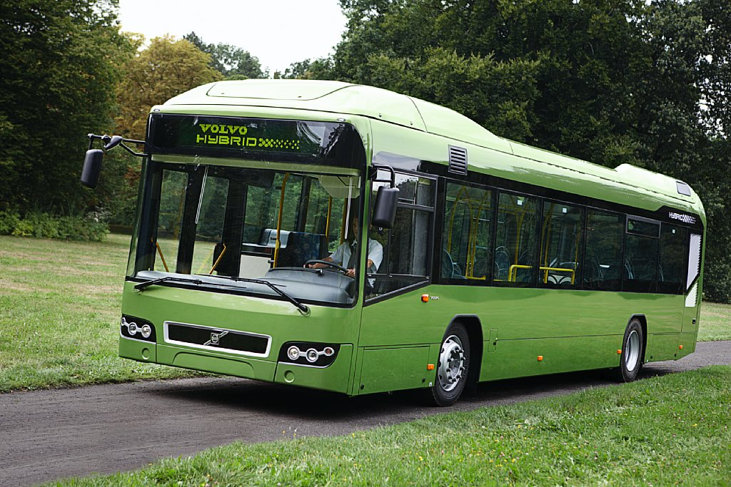 Hybrid Bus To Offer Israel A Cleaner, Quieter Public Transport Option