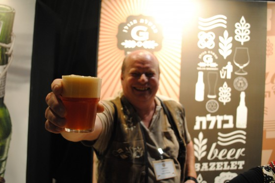 Beer Expo in Tel Aviv Tonight, Jan. 13