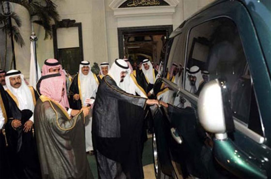Will the Saudis Be the Last to Get into the Gas Guzzler Biz?