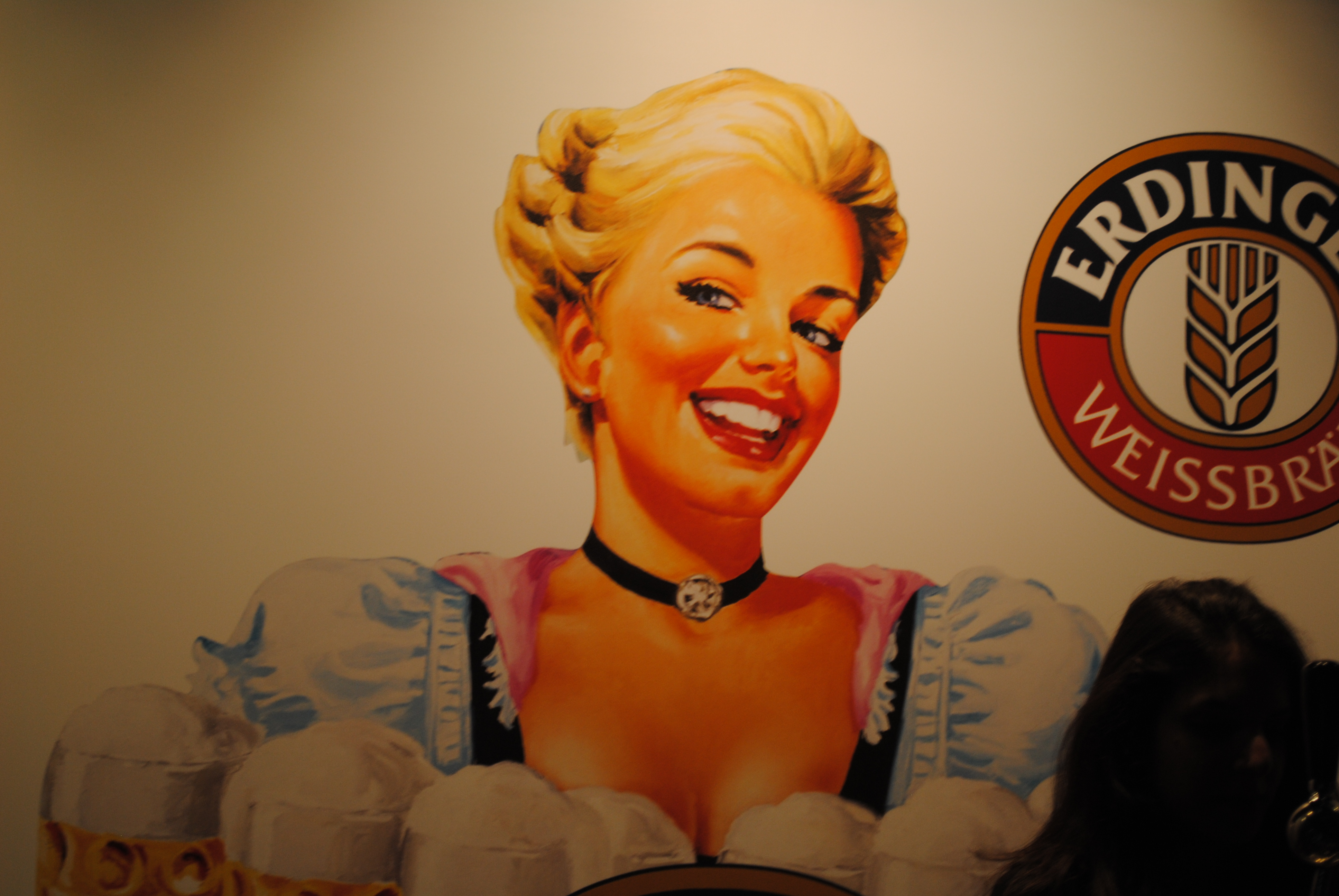 Beer Wench Drawing Emailshare Email Beer Wench