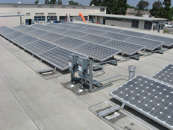 photovoltaic-system-on-roof