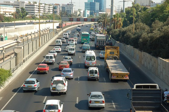 "Tel Aviv's ""Fast Lane"" For Traffic Safety and the Environment"