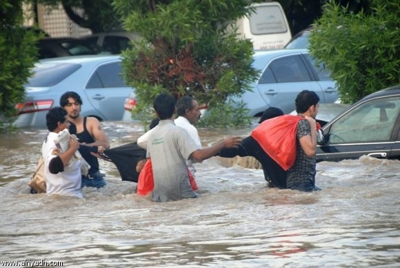 Saudi Citizens Release Documentary Criticising Lack of Flood Protection