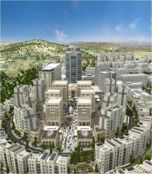 rawabi-palestine-green-city-jnf-trees