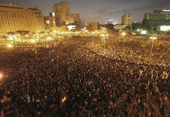 Egypt's Conflagration is an Advance Warning for an Unsustainable World