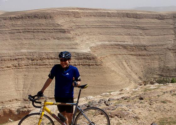 cycling holiday middle east