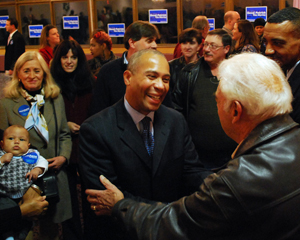 massachussets governor deval patrick