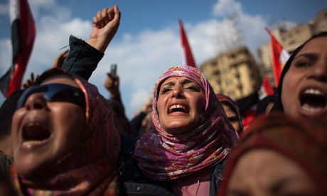 Egyptian Women Forced to Take 'Virginity Tests' During Protests, Amnesty International
