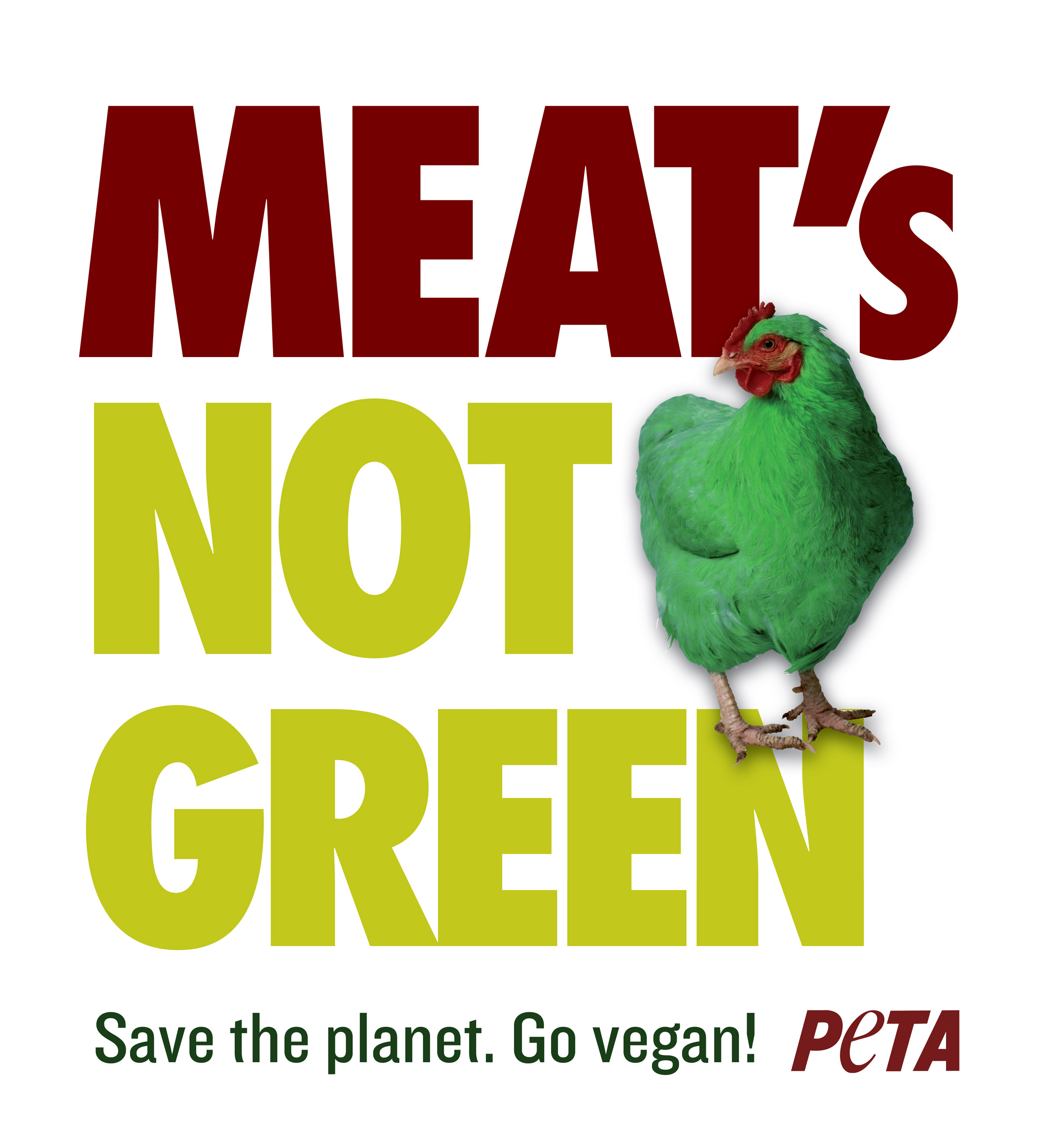 PETA Offers To Support Green Synagogue- But Only If They Promote Going Vegan!