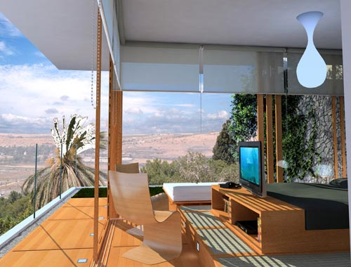 Serene Japanese-Styled Heiku Resort Lies At The Foot Of Mt. Gilboa