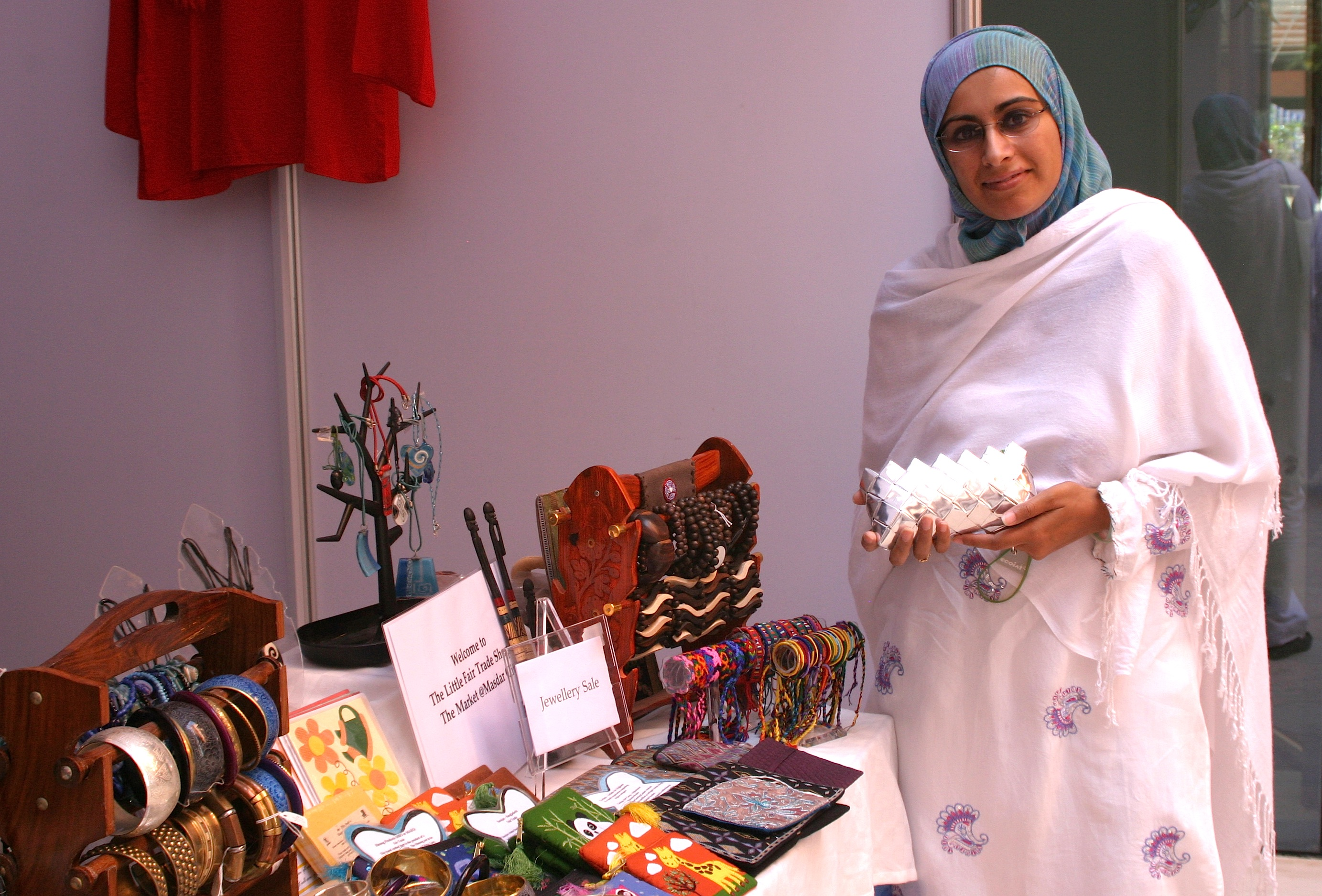 The Little Fair Trade Shop Shows Masdar Its Big Heart