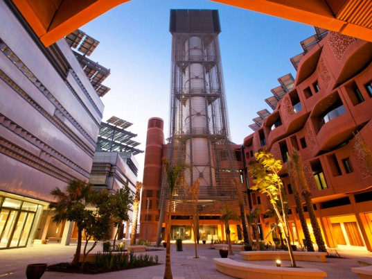 What's Better: The Copenhagen Model, Or Masdar City?