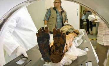 Ancient Egyptian Mummies Suffered From Clogged Arteries Too