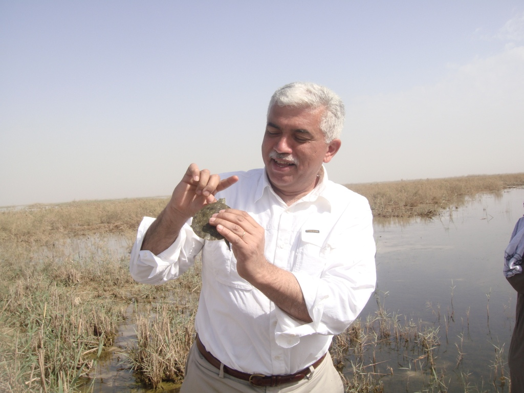"""The Garden of Eden Had Been Turned Into The Ashes of Hell""- Azzam Alwash On The Destruction Of The Marshlands of Iraq"