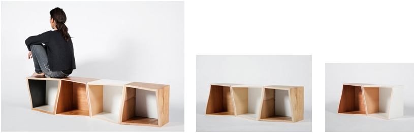 Frank Recycled Cube Furniture