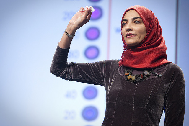 Hayat Sindi: The Saudi Scientist Changing The World