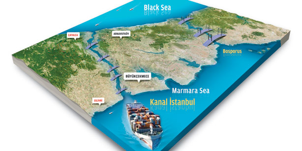 Bosphorus To Become Center of Hydrogen Energy Production If Second Canal Is Built