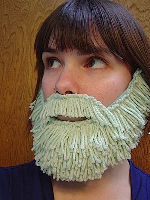 Knit Your Own Sustainable Muslim 'Sunnah' Beard | Green ...