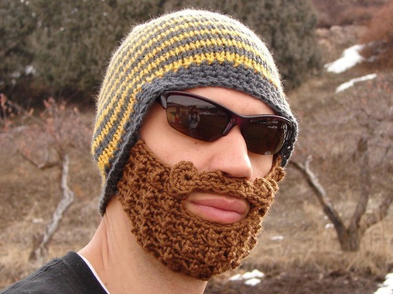 Knit Your Own Sustainable Muslim 'Sunnah' Beard