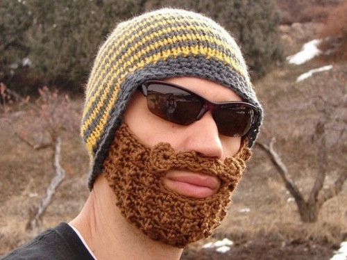 knit beard sunnah, muslim image sustainable