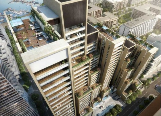 green building, sustainable architecture, foster & partners, lebanon
