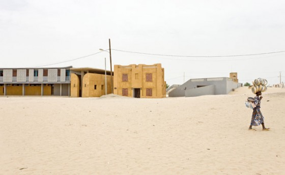 earth architecture, mud building, timbuktu, green architecture