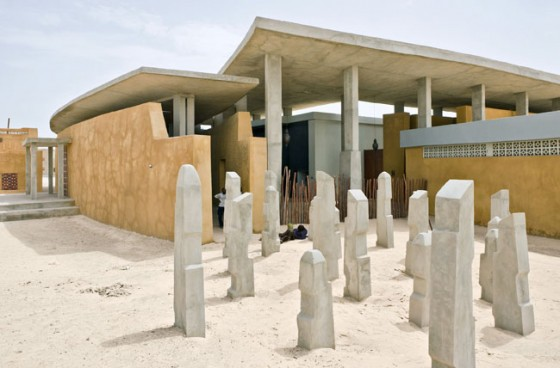 earth architecture, green building, mud building, Timbuktu