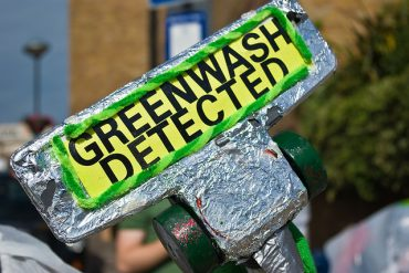 Should Green Organisations Accept Sponsorship From Big Bad Corporations?