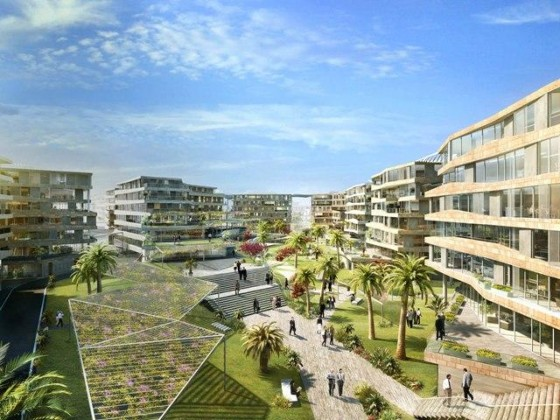 green building, sustainable development, eco-city, green architecture