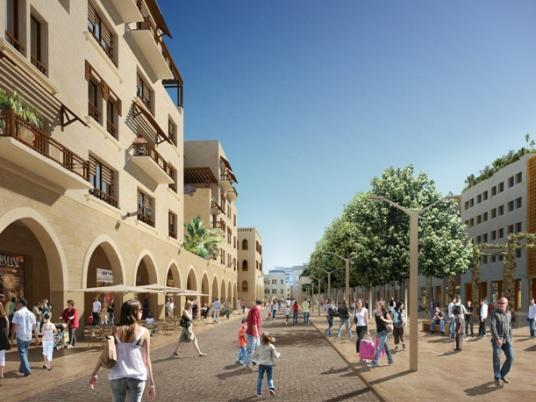 eco-city, sustainable architecture, Egypt, Cairo