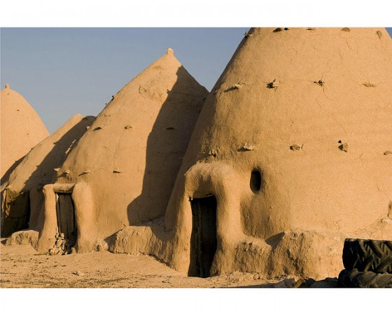 Syria S Beehive Shaped Green Architecture Green Prophet