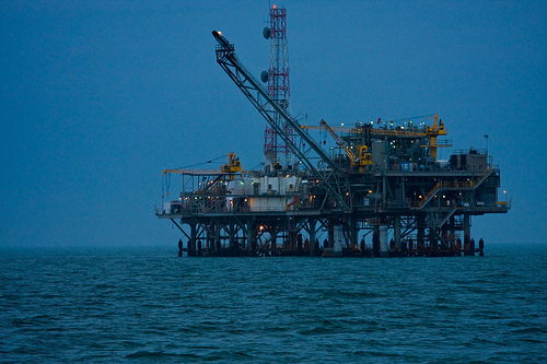 Cyprus Fears Environmental Impact of Undersea Gas Drilling