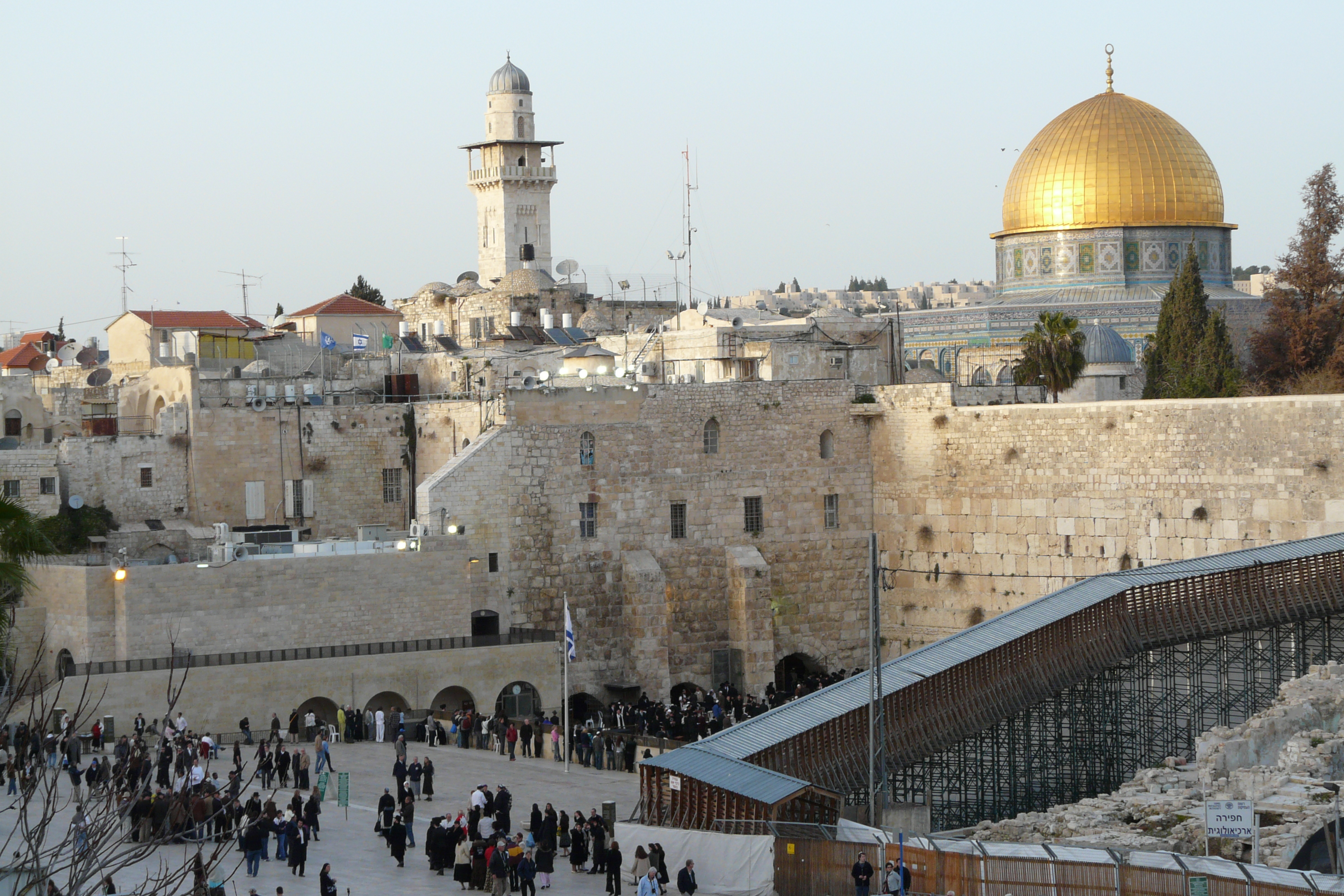 The Holy Land Puts Its Faith In Climate Action