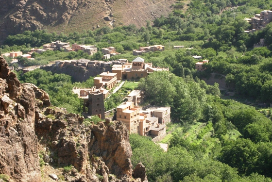 Atlas Mountains, trekking, eco-tourism, Morocco