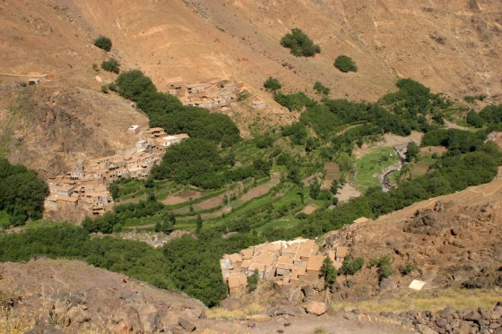 sustainable agriculture, Morocco, eco-tourism