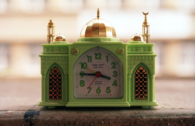 Ramadan: The Time To Go Green Is Now